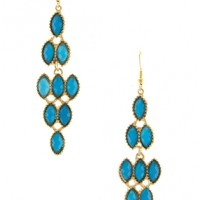 Sparkling Jewel Earrings - 29 N Under