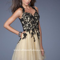 La Femme 19753 at Prom Dress Shop