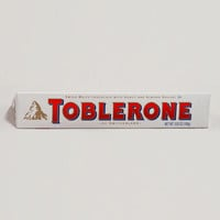 Toblerone White Chocolate Bar
