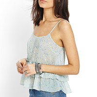 Country Girl Ruffled Top
