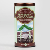 The Republic of Tea Peppermint Chocolate Tea, 36-Count - World Market