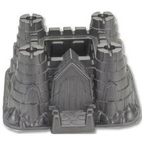 Nordic Ware 57724 Pro Cast Castle Bundt Pan