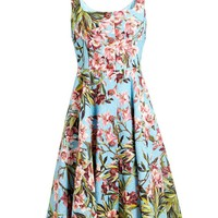 DOLCE & GABBANA | Embellished Floral Jacquard Dress | Browns fashion & designer clothes & clothing