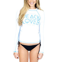 MINDY LONG SLEEVE RASHGUARD