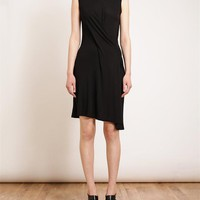 ANN DEMEULEMEESTER | Draped Knitted Dress | Browns fashion & designer clothes & clothing