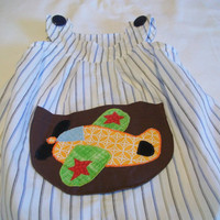 Baby Boy Clothes - Baby Romper - One Piece Boy Outfit -Baby Summer Clothes