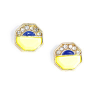 Duff Studs - Neon Yellow