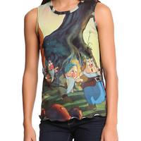 Disney Snow White Dwarfs Top