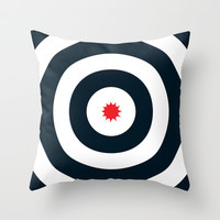 Endless Cycle Throw Pillow by fantasizereality