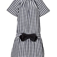 RED Valentino - Gingham Dress