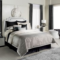 Jennifer Lopez bedding collection Jet Setter 3-pc. Duvet Cover Set
