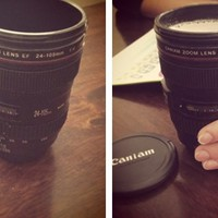Adorable Camera Lens Mugs