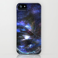 Galaxy abstract iPhone & iPod Case by Armin