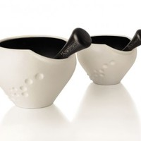 BexSimon Cast Iron Pestle and Mortars from BexSimon Collections Ltd | Made By BexSimon Collections Ltd | £35.00 | BOUF