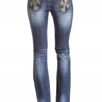 GRACE IN LA BOOT CROSS JEANS
