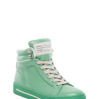 Marc by Marc Jacobs Cute Kicks Sneaker in Green from REVOLVEclothing.com