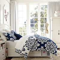 Chatham Ikat Medallion Bedroom