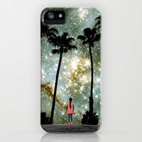 Paradise Galaxy Dream iPhone & iPod Case by RichCaspian