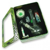 Smoking Giftset Leaf & Blueberry