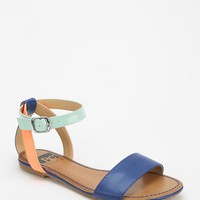 BC Footwear Natural Instinct Ankle-Wrap Sandal - Urban Outfitters