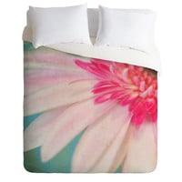 Lisa Argyropoulos Blushing Moment Duvet Cover