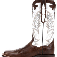 Dan Post Women's Jewell Boots - Brass/White