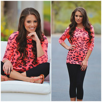 Closet Candy Boutique · Wild Nights Tunic - Neon