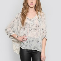 SECRET DREAMS BLOUSE