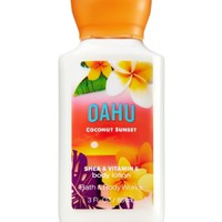 Travel Size Body Lotion Oahu Coconut Sunset