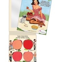 theBalm 'How 'Bout Them Apples' Cream Lip & Blush Palette