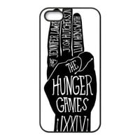 The Hunger Games Catching Fire iPhone 5 5S Full protection Durable Cover Case