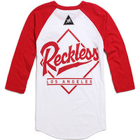 Young and Reckless Honorable 3/4 Raglan T-Shirt at PacSun.com