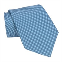 Forsyth of Canada Micro Neat Woven Silk Tie at Von Maur