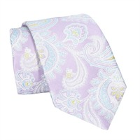 Ike Behar Magical Paisley Woven Silk Tie at Von Maur