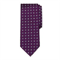 Brooks Brothers Tossed Square Woven Silk Tie at Von Maur