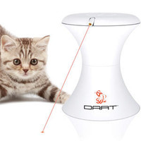 ThinkGeek :: Dart Automatic Pet Laser Toy