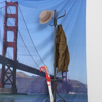 Golden Gate Bridge Tapestry - Urban Outfitters
