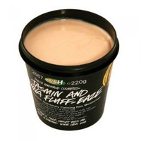 LUSH -- Hair Treatment: Jasmine & Henna Fluff Eaze Hair Treatment Hair Moisturizer (hair moisturizer, intensive conditioner)