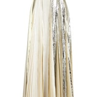 PROENZA SCHOULER | Long Pleated Foil Skirt | Browns fashion & designer clothes & clothing