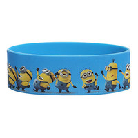 Despicable Me 2 Minion Rubber Bracelet
