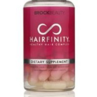 Hairfinity Healthy Hair Vitamins Supplements 60 Capsules