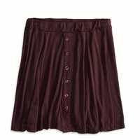AE EFFORTLESSLY CHIC HI-RISE CIRCLE SKIRT