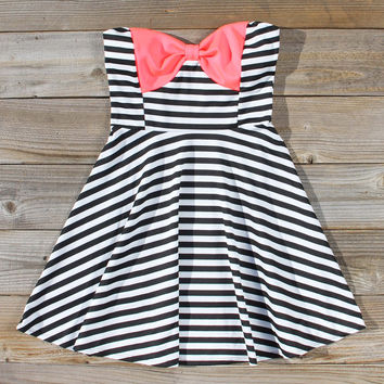 The Charlie Stripe Dress
