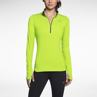 The Nike Element Half-Zip Women's Running Top.