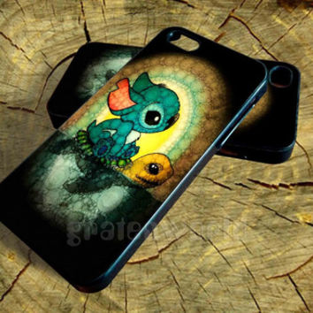 Swimming Stitch  - iPhone 5C Case, iPhone 5/5S Case, iPhone 4/4S Case, Durable Hard Case BD