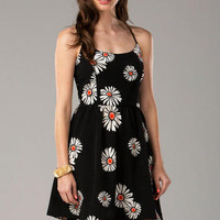 DEVOLA FLORAL DRESS