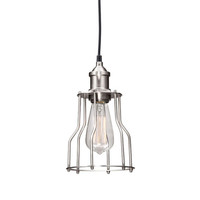 Caged Edison Pendant Lamp