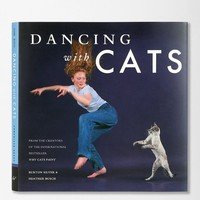 Dancing With Cats By Burton Silver & Heather Busch - Urban Outfitters