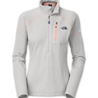The North Face Women's Shirts & Tops WOMEN'S STORM SHADOW 1/2 ZIP