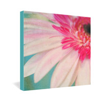 Lisa Argyropoulos Blushing Moment Gallery Wrapped Canvas